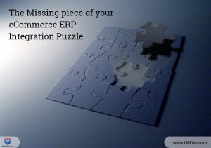 Customization – The Missing piece of your eCommerce ERP Integration Puzzle