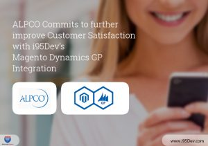 ALPCO Commits to further improve Customer Satisfaction with i95Dev's Magento Dynamics GP Integration
