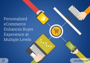 Personalized eCommerce Enhances Buyer Experience at Multiple Levels