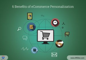 6 Benefits of eCommerce Personalization