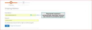 Magento 2 - Auto Identify Guest Customres