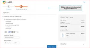 Magento 2 - Payments