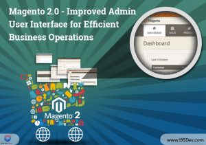 Magento 2.0 - Improved Admin User Interface for Efficient Business Operations