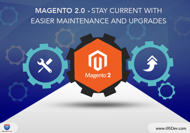 Magento 2.0 - Stay Current with Easier Maintenance and Upgrades