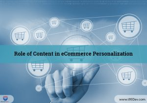 Role of Content in eCommerce Personalization