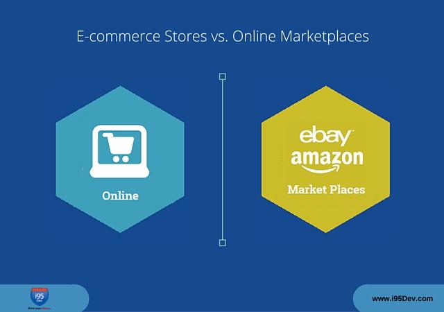 E-commerce Stores vs. Online Marketplaces