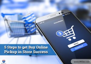 5 Steps to get Buy Online Pickup in Store Success