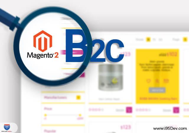 Magento-2-B2C-i95Dev