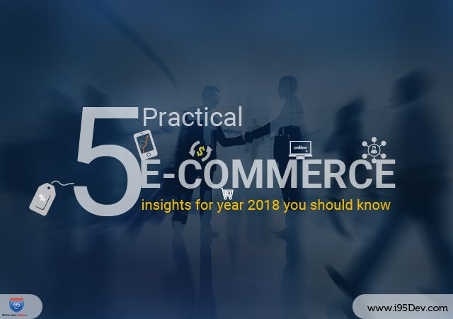 eCommerce insights for year 2018