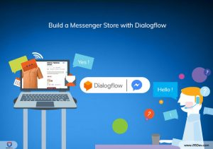 Messenger Store with Dialogflow