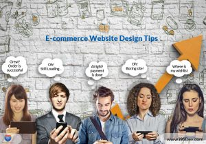 3 E-commerce Website Design Tips