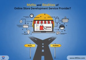 Myths and realities of a successful online store development