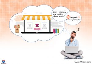 How do I manage my online store with Magento