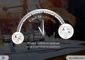 upgrade e-commerce platform