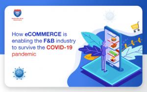 eCommerce F&B industry