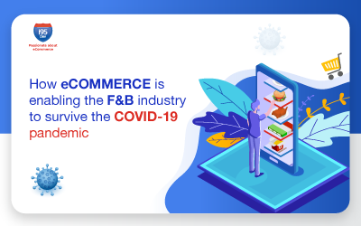 How eCommerce is enabling the F&B industry survive the COVID-19 pandemic