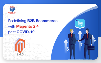 Redefining B2B eCommerce with Magento 2.4 Post COVID-19
